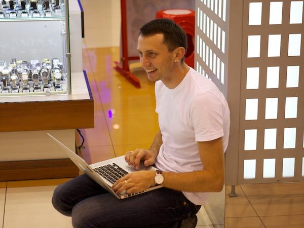 Открытие офиса itour в Киеве