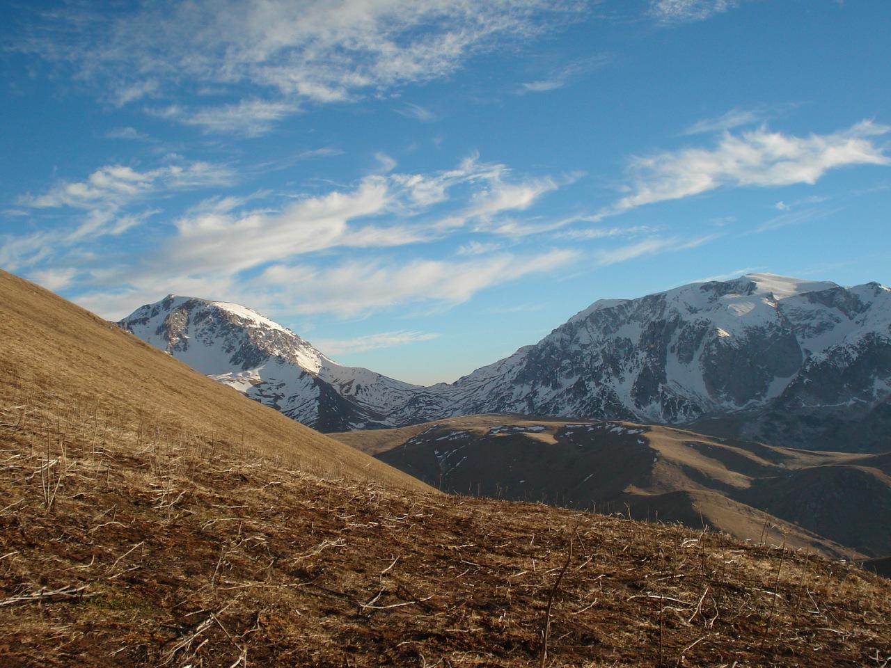 Не самые известные горы