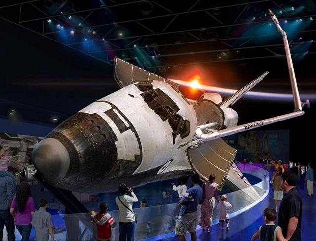 Музеи космоса