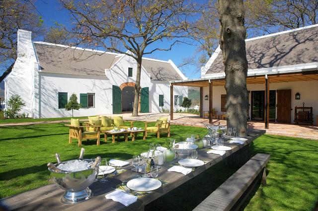 Франсхук: уголок Франции в Южной Африке