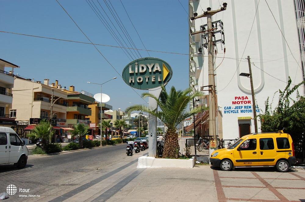 LIDYA, Турция