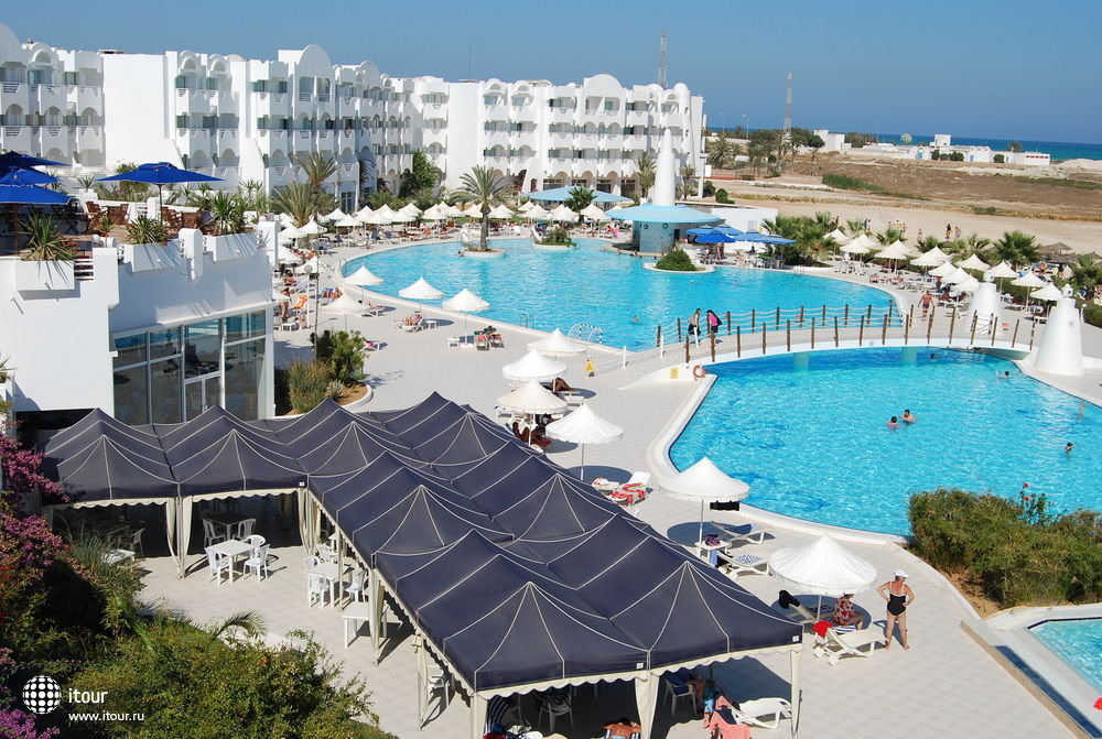 VINCCI ALKANTARA THALASSA, Тунис