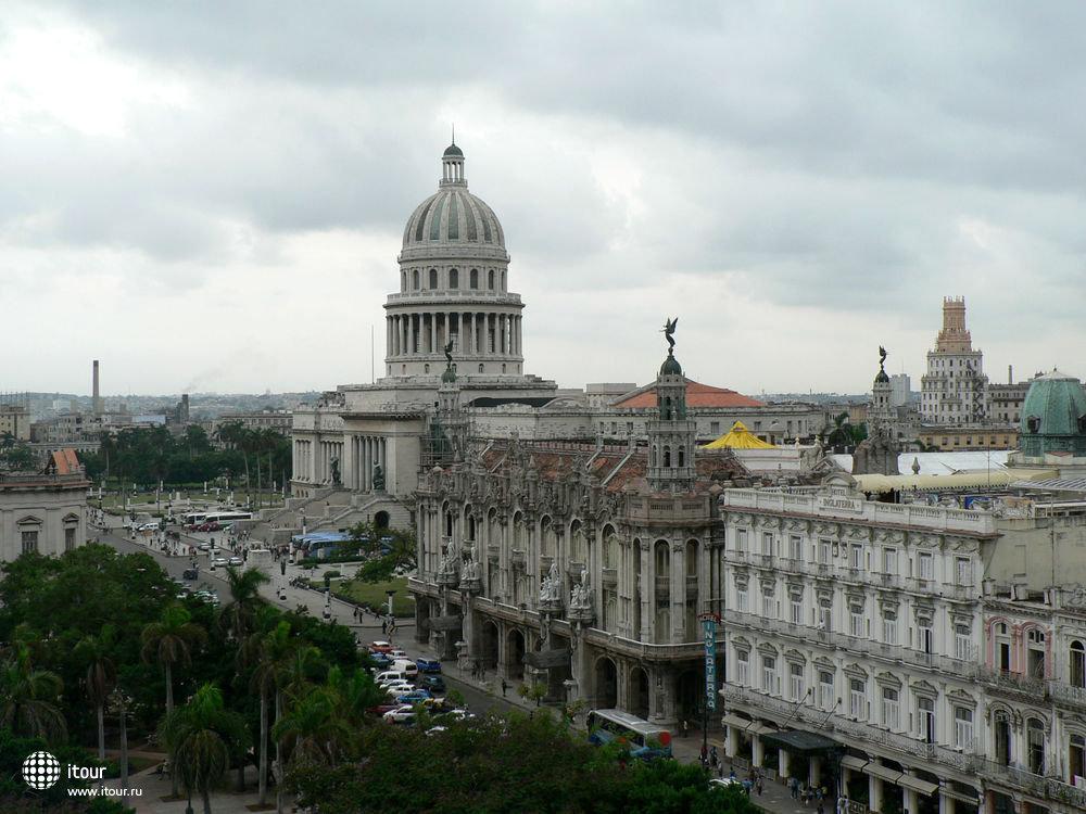 PARQUE CENTRAL, Куба