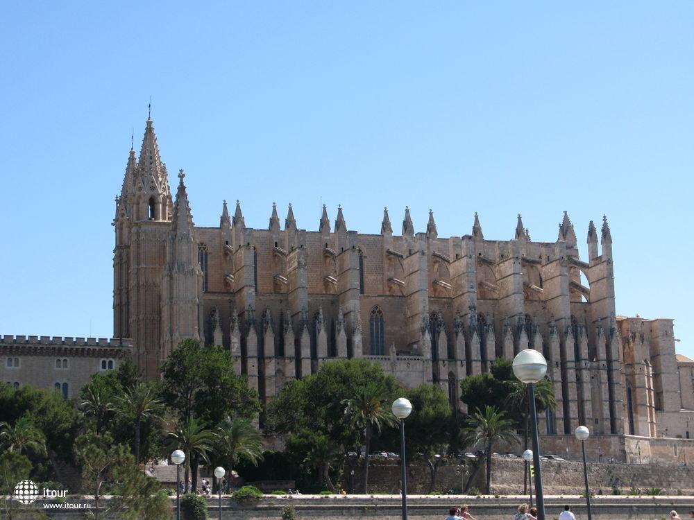 Palma de Mallorca - кафедральный собор