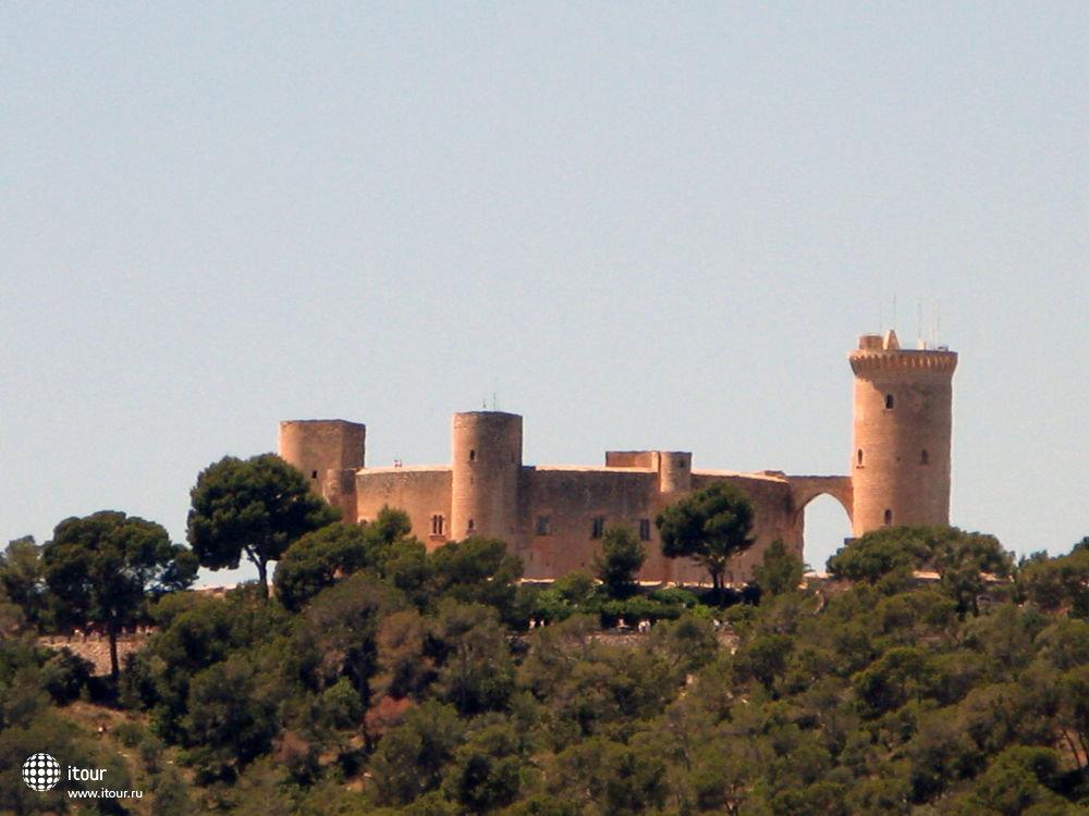 Palma de Mallorca - замок Бельвер
