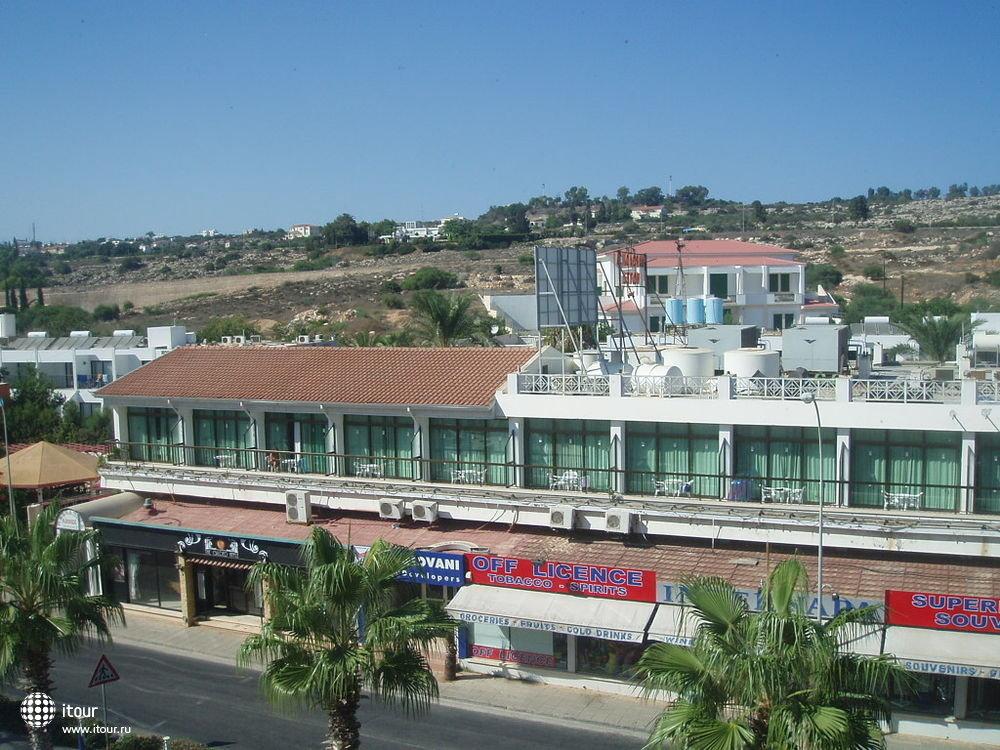 MARGANDINA (второй корпус), Кипр