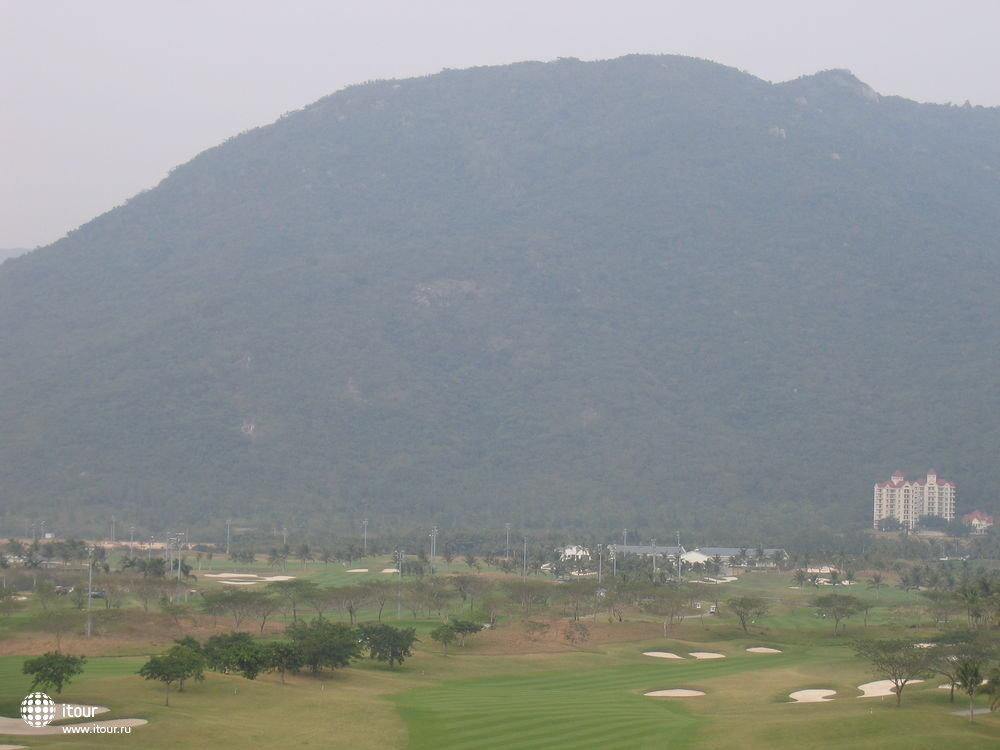 GLORIA RESORT, Китай. Вид из окна