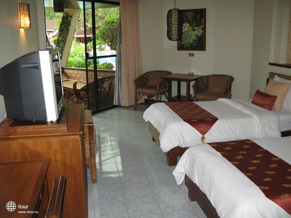 deluxe room KRABI RESORT, Таиланд