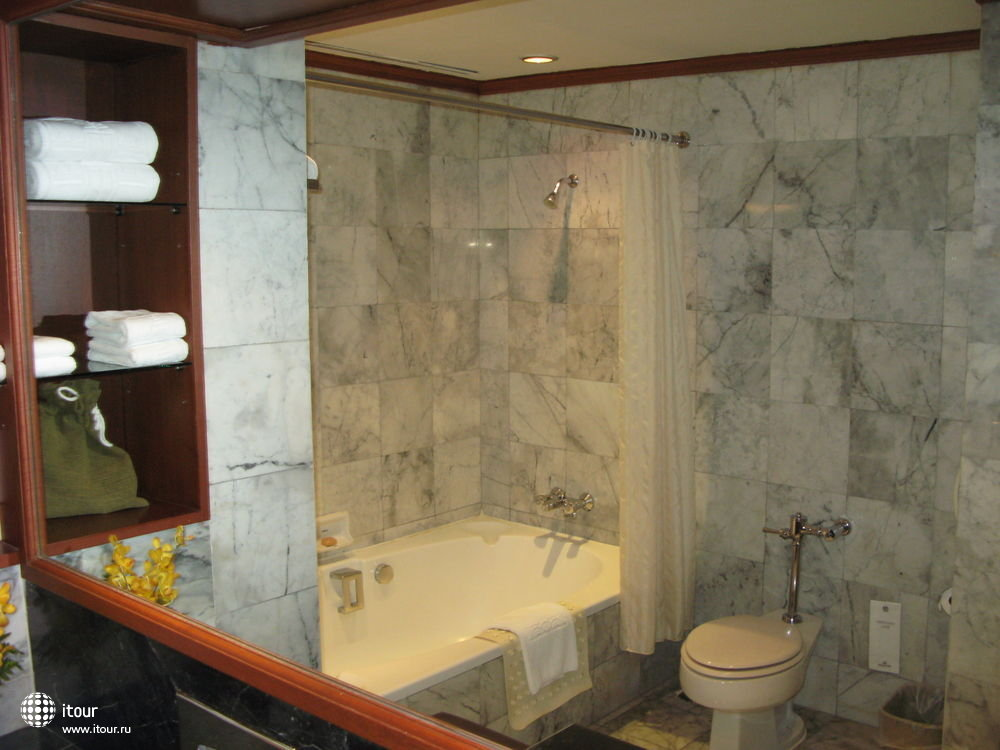 ванная номера Family, SIAM CITY, Таиланд