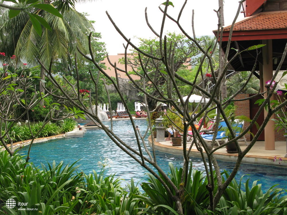 Phuket orchid resort 4 таиланд