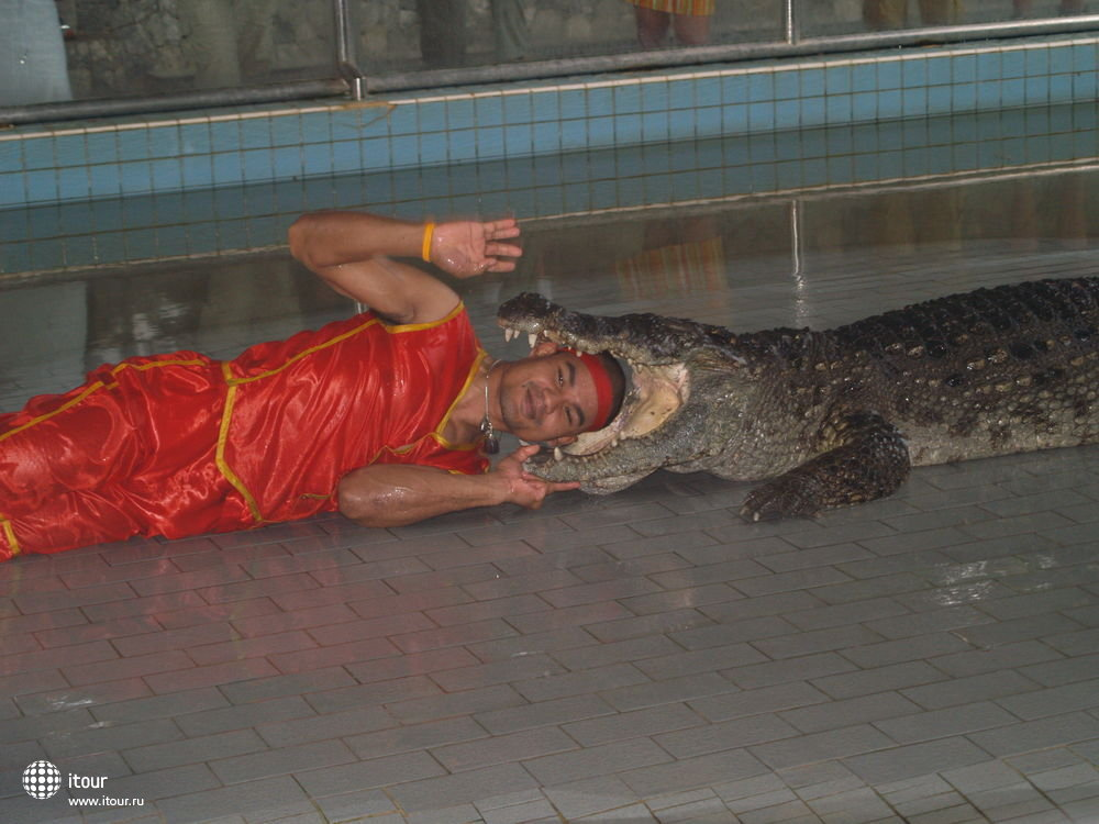 Samutprakarn Crocodile farm