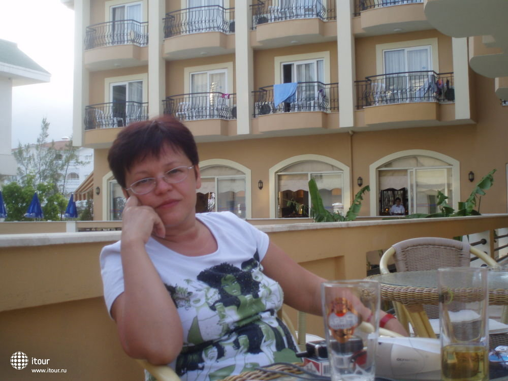 MONACO BEACH HOTEL & SPA, Турция