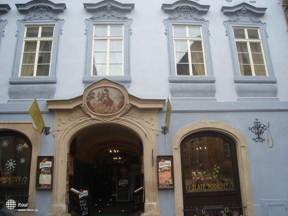 ZLATA PODKOVA, Чехия