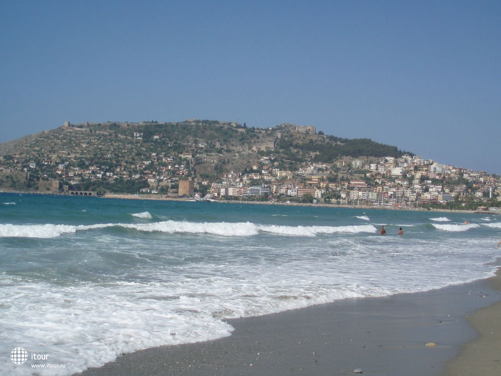 Пляж GUNES SUN TIME HOTEL, Турция