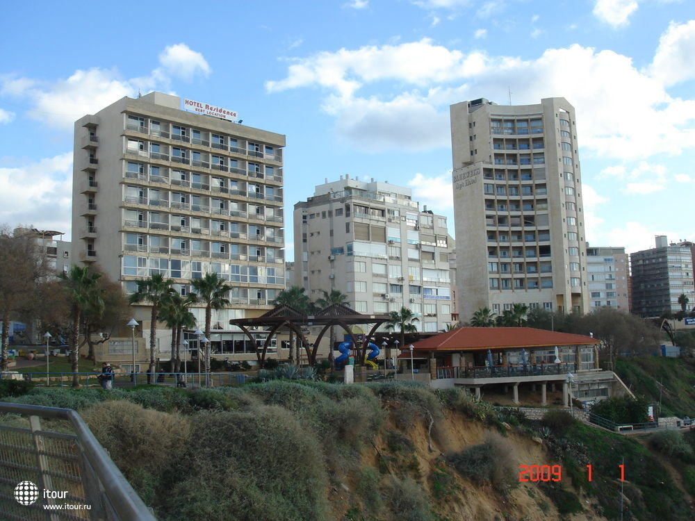 BLUE WEISS, Израиль