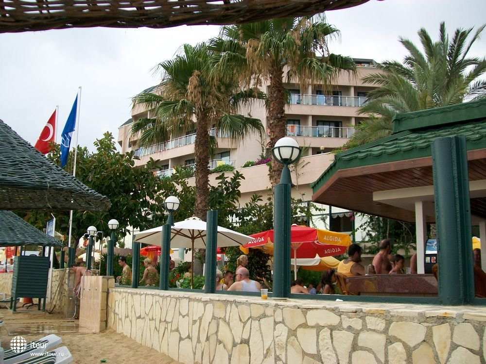 Justiniano Beach, Турция