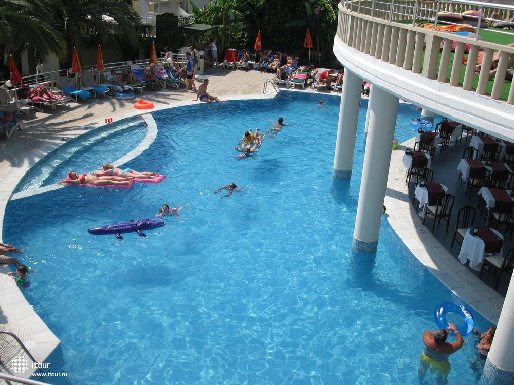 Nergis Hotel, Турция