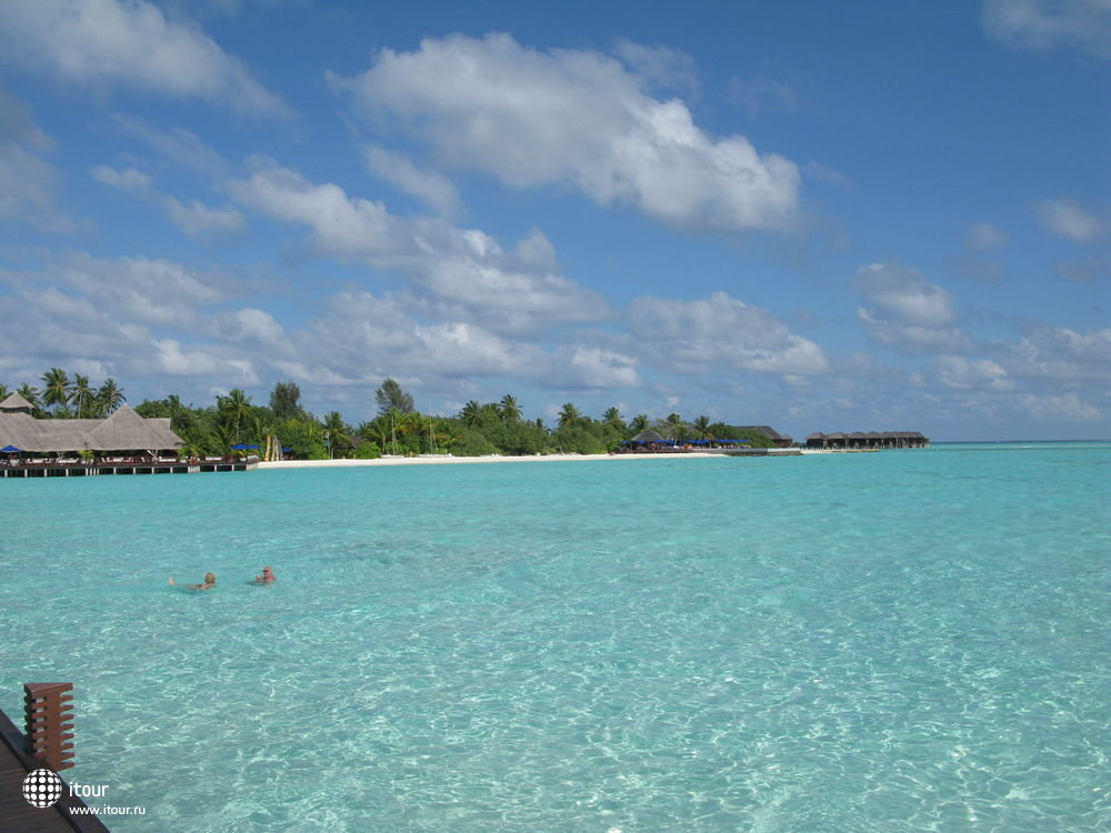 OLHUVELI BEACH & SPA RESORT, Мальдивы