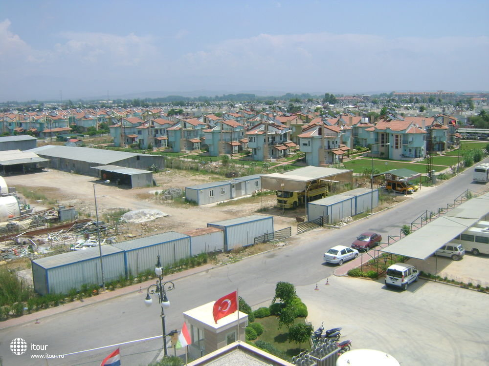 CRYSTAL FAMILY RESORT &SPA , Турция ВИД ИЗ НОМЕРА..