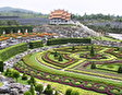 Тропический сад в деревне Нонг Нуч