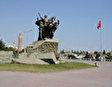 Памятники Ататюрку