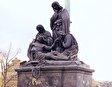 Скульптурная группа Пиета на Карловом мосту
