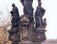 Скульптура Св. Варвары, Маргариты и Елизаветы