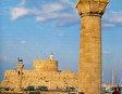 Античный Порт Мандраки