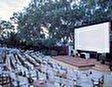Летний кинотеатр на открытой площадке CINE KAMARI