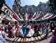 Феерический Летний Праздник в Малаге