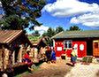 Музей под открытым небом Лагерь саамов