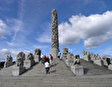 Парк скульптур Вигеланд