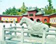 Храм Белой Лошади