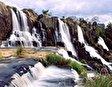 Водопады Камли