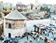 Водораспределительная станция Таксим
