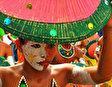 Фестиваль «Пинтадос» в Таклобане