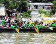 Праздник Святого Креста и речной фестиваль в Булакане