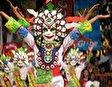 Фестиваль улыбающихся масок «MassKara»