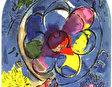 Витражи Шагала
