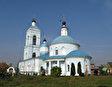 Храм Покрова Пресвятой Богородицы в Хомутово