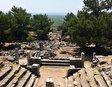Руины античного города Приена