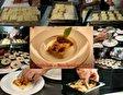 Ресторан «Сантцелони» и ресторан «Ла Манзана»