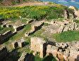 Руины города Арсуф