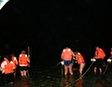 Ночная охота на крабов на островах
