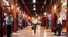 рынок Бар Дубаи (Тканевый рынок)