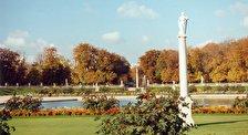 Люксембургский сад и Дворец