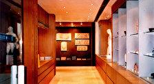 Магазин археологических экспонатов в Микенах