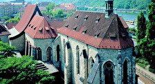 Монастырь св. Анежки Чешской