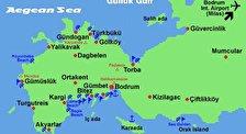 Античные поселения на полуострове Бодрум