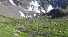 Каcкарские горы